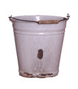 Old rusty bucket Royalty Free Stock Photo