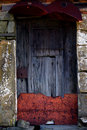 Old rusty door Royalty Free Stock Photo