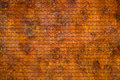 Old rusty sheet Royalty Free Stock Photo