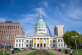 Old Saint Louis County Courthouse Royalty Free Stock Photo