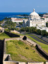 Old San Juan Stock Image