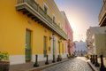 Old San Juan Royalty Free Stock Images