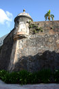 Old San Juan Royalty Free Stock Photo