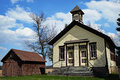 Old Schoolhouse Royalty Free Stock Photo