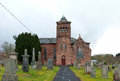 Old Scotish Church Stock Photos