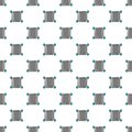 Old scroll parchment pattern seamless