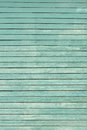 Old shabby wooden wall painted light blue Royalty Free Stock Photo