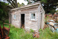 Old shed Royalty Free Stock Images