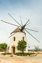 Old Spanish mill Royalty Free Stock Photo