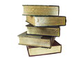 Old Stacked Books Royalty Free Stock Photo