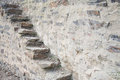 Old stair in slate stones Royalty Free Stock Photo
