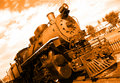 Old steam engine Royalty Free Stock Photography