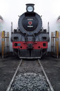 Old steam train Royalty Free Stock Photos