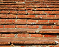Old Stone and Brick Steps Stock Photography