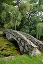 Old Stone Bridge Stock Photo