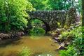 Old Stone Bridge Royalty Free Stock Photo