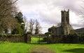 Old stone church Royalty Free Stock Photo