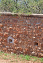 OLD STONE FORT WALL