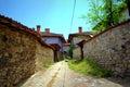 Old stone street Royalty Free Stock Photo
