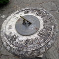 Old Stone Sundial