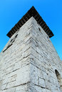 Old stone tower Royalty Free Stock Photo