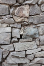Old stone wall detail of Royalty Free Stock Images