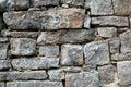 Old stone wall in ottawa ontario canada Stock Photos