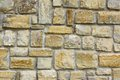 Old stonework wall background and texture for text or image Royalty Free Stock Photography