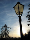 Old street lamp Royalty Free Stock Image