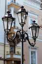 Old street lamp Royalty Free Stock Photography