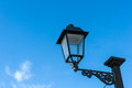 Old street lantern Royalty Free Stock Photo
