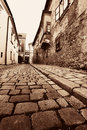 Old streets Royalty Free Stock Photography