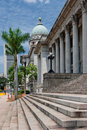 Old Supreme Court Building, Singapore Royalty Free Stock Photo