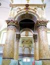 Old Synagogue In Lancut, Poland