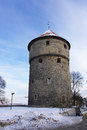 Old Tallinn Stock Image