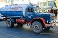 Old tank truck on Hurghada street