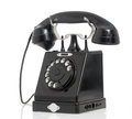 An old telephon Royalty Free Stock Image