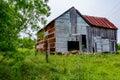 Old Texas Farm Building Royalty Free Stock Photo