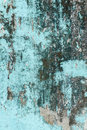 Old textured blue wall with mold Royalty Free Stock Photo