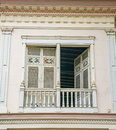 Old 19th Century Balcony