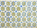 Old tiles Royalty Free Stock Photo