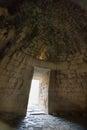 Old Tomb of Mycenae Royalty Free Stock Photo