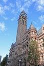 Old Toronto City Hall Stock Image