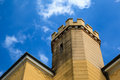 Old Tower in Porec Royalty Free Stock Image