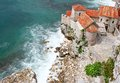 Old town in Budva Royalty Free Stock Photos