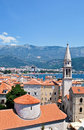 Old town Budva Royalty Free Stock Photo