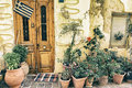 Old town in Chania on Crete, Greece Royalty Free Stock Photo