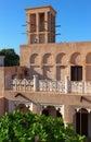 Old Town Dubai Royalty Free Stock Photo