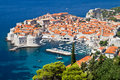 The Old Town of Dubrovnik Royalty Free Stock Photos