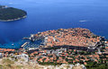 Old town of Dubrovnik Royalty Free Stock Photo